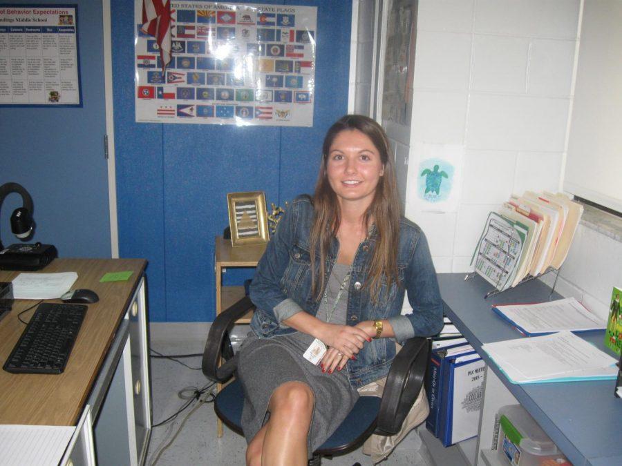 Teacher Spotlight: Mrs. Jackson