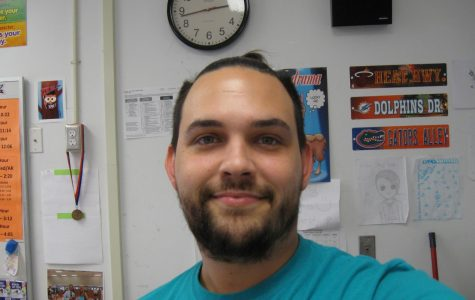 Teacher spotlight: Mr.Fontenot