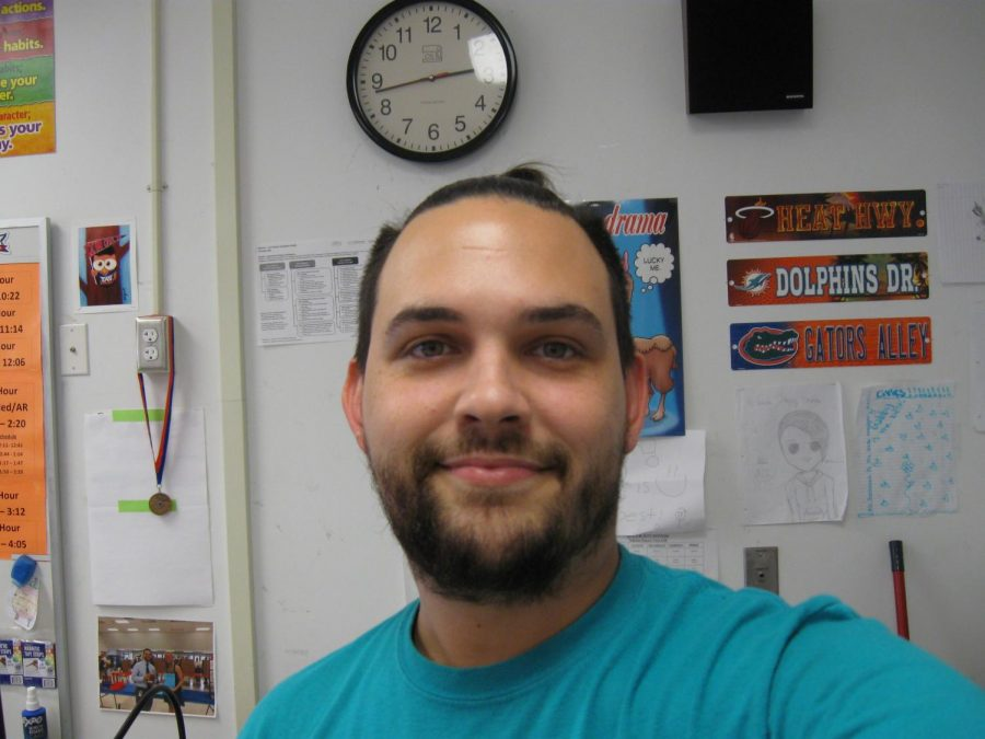 Teacher spotlight: Mr.Fontenot