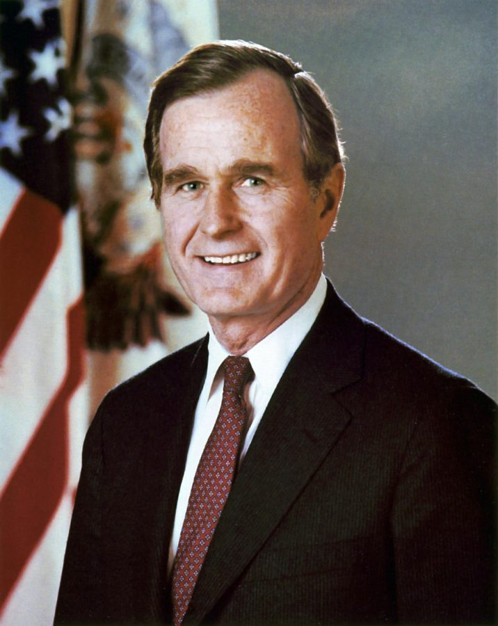 The Passing of President George H.W. Bush