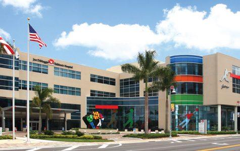 Joe DiMaggio Children's Hospital