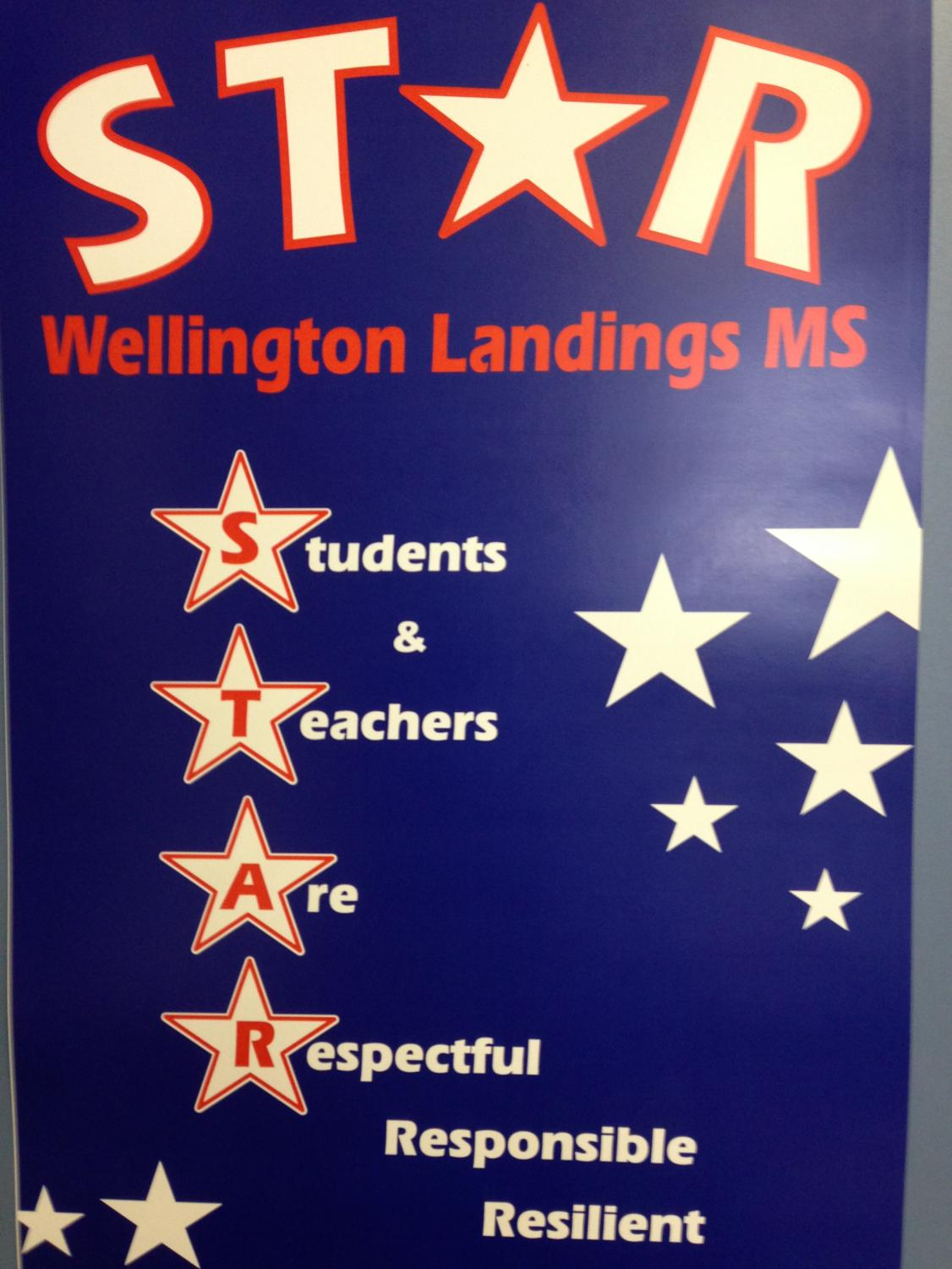 Be A Super STARRR at WLMS