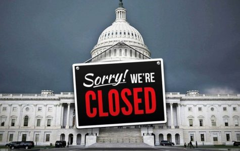 Government shutdown affected college applications:  A scary time for Seniors