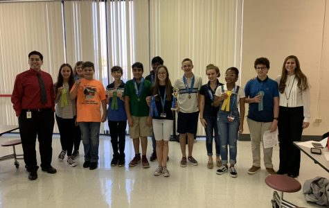 WLMS Academic Games Nationals