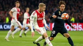 Real Madrid loses Champions League to Ajax