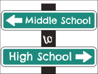 Middle School to High School, What's the difference?