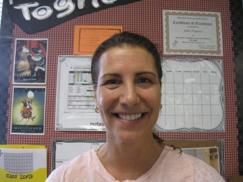 Teacher Spotlight: Mrs.Tognoni