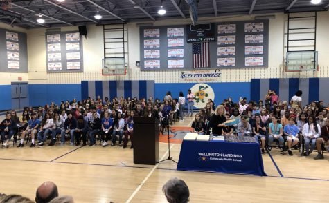8th Grade Final Awards Assembly