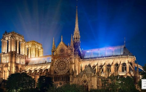 Notre Dame Spire Contest