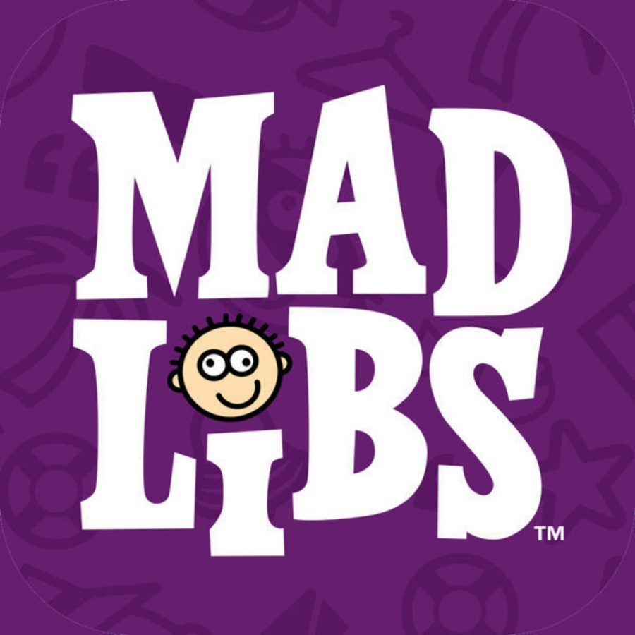 Ms.+Bennett+Mad+Libs