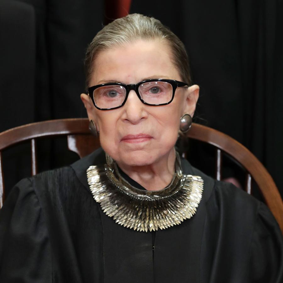 Ruth Bader Ginsburg: Her Story