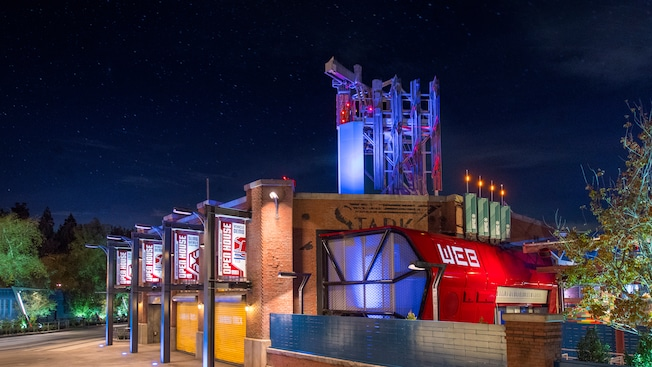 Avengers Assemble: New Campus In Disneyland Is Themed Marvel
