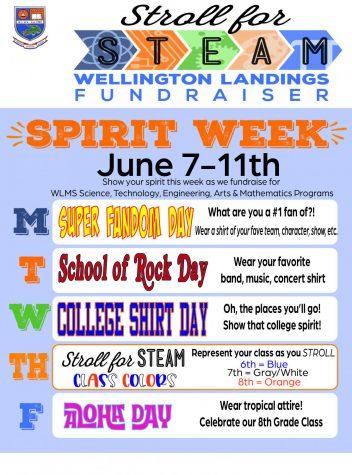 Spirit Week at Landings