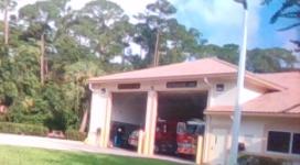 Fire Station in Wellington