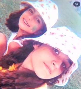 Rebeca Munoz and Alana Maraboto