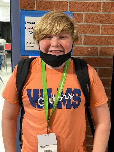 Michael Gallow: 7th Grade